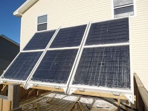 10 Solar Heating Projects For Heating Your Home And Water