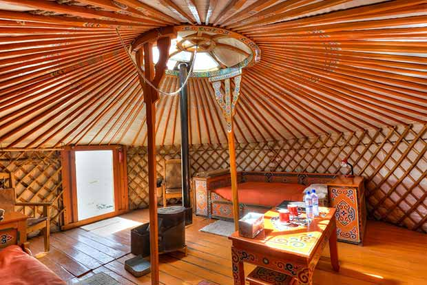 10 Yurts You Will Want To Live In Mental Scoop