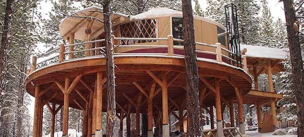 10 Yurts You Will Want To Live In Mental Scoop Yert may also be used to display your disappointment, like when a friend doesn't respond to a text message, you are authorized to yert them. 10 yurts you will want to live in