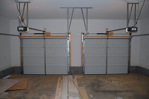 How to easily insulate the garage keep house warm in